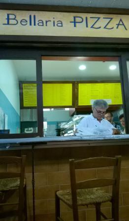 Bellaria Pizza