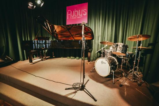 Ruby's Music Room