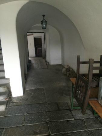 Gasthof Zur Traube: Einfach herrlich die Aussicht
