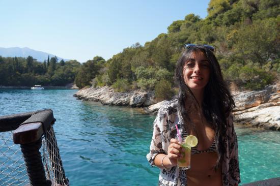 Lefkada Tour Boat