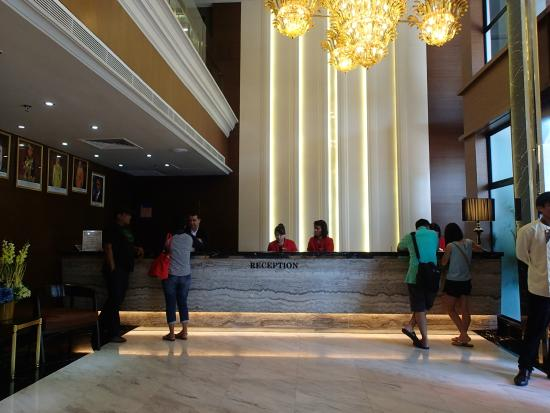 Hotel Lobby Picture Of Imperial Heritage Melaka