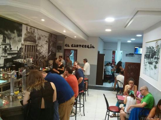 Pizzeria El Cantegril: Nuevo local, con mucho encanto y la misma calidad de siempre.
