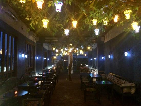 Glass Rooftop Sheesha Lounge