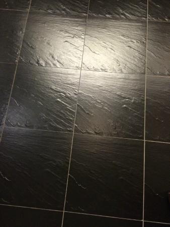 Raffles Marina Hotel Non Slip Bathroom Tiles