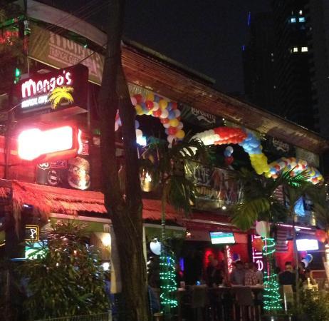 mangos tropical cafe merdeka party 2015 - Tropical Cafe 2015