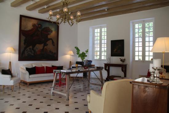 Un autre coin salon picture of la bastide barbotan les for Un autre salon bordeaux