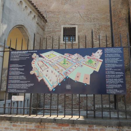 Basilica Di SantAntonio La Simple Carte Donne Un Apercu De Letendue