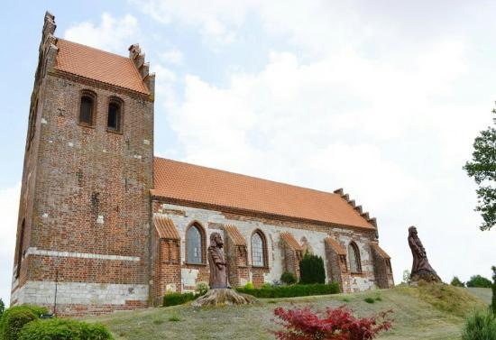 Ringsted, Denemarken: Sneslev Kirke