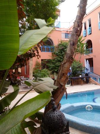 Surfline Morocco : The traditional Riad. Clean, comfortable and great atmosphere.