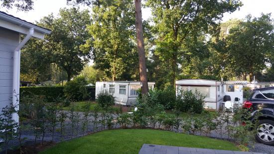 Blick zum Nachbarn - Foto van Landgoed de Scheleberg