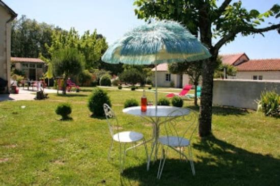 Domaine de Villevert : Les jardins