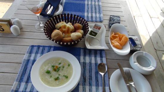 Trinco Blu by Cinnamon: Крабовый суп
