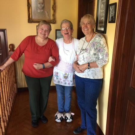 Oaklawn House: Lin, Rosemary and Sue
