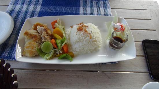 Trinco Blu by Cinnamon: Ресторан The Crab на территории отеля
