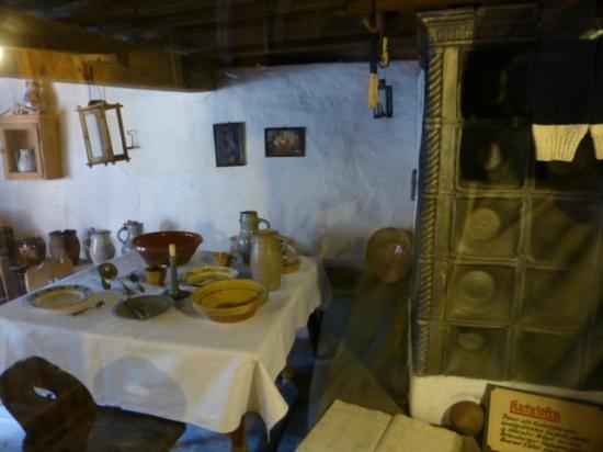 Alt Rothenburger Handwerkerhaus: Esszimmer
