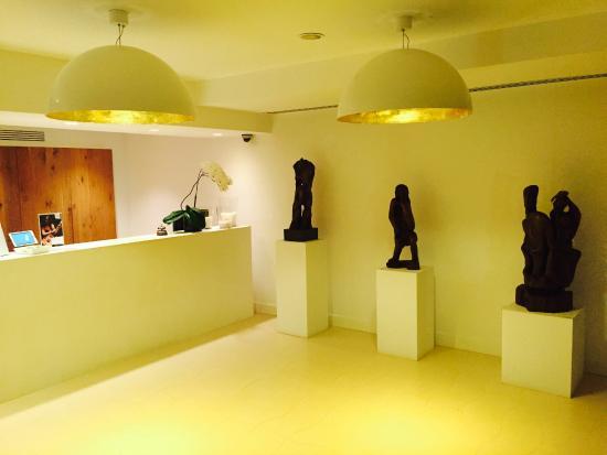 Es Mares Hotel&Spa: Lobby / Check-in Area
