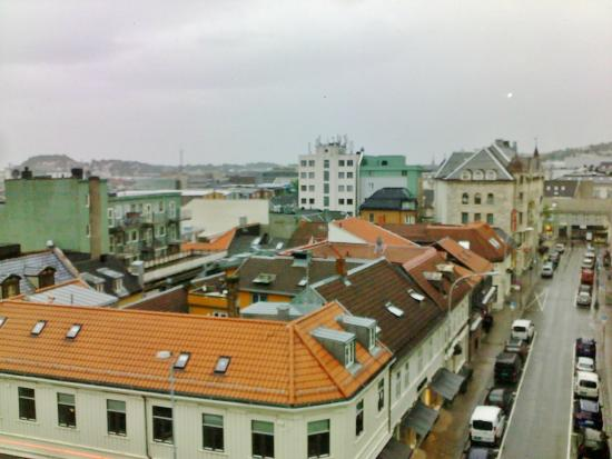 P-Hotels Trondheim: View from Room