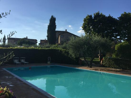 Hotel Residence SanSano: la piscina