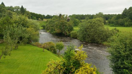 Ciar Mhor: View from the dining room