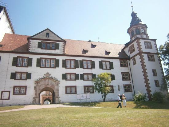 Schmalkalden, Germany: il castello