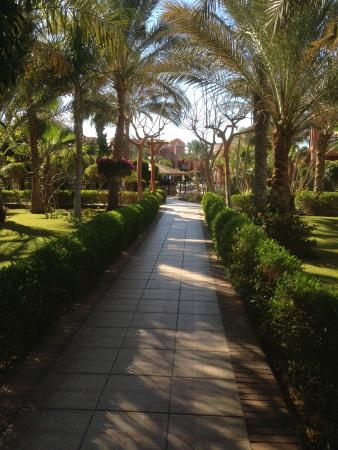 TUI Magic Life Sharm el Sheikh: Hotelpark