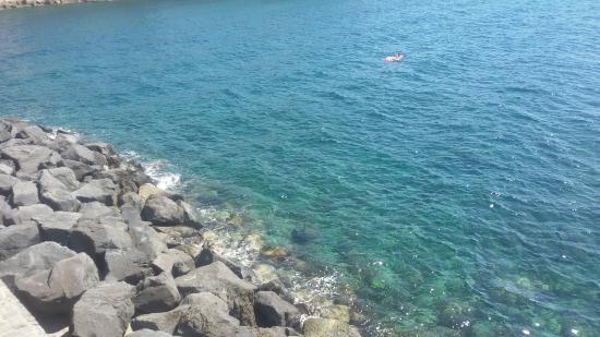 Hotel Umberto a mare: Vista direttamente dalla Stanza