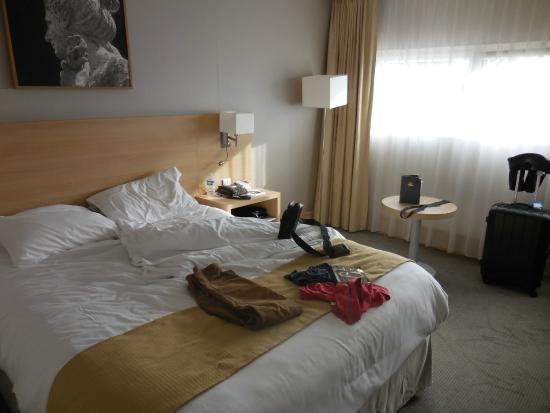 Best Western Plus Paris Orly Airport : my room