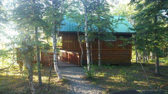 Healy Heights Family Cabins: North Ridge Cabin