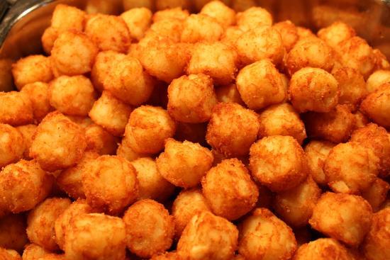Lau's Buffet King Restaurant: hash browns ball - Hash Browns Ball - Picture Of Lau's Buffet King Restaurant