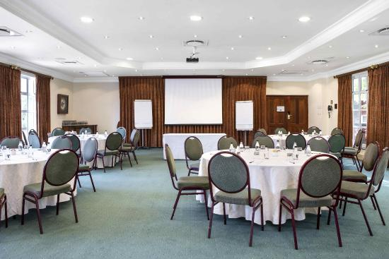 Faircity Quatermain Hotel: Conferencing