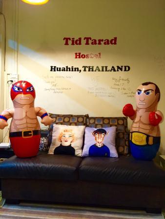 Tid Tarad Hostel Hua Hin : photo1.jpg