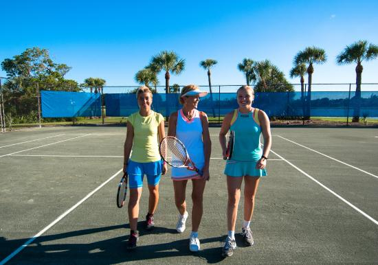 Blackwood Tennis at The Dunes Golf & Tennis Club