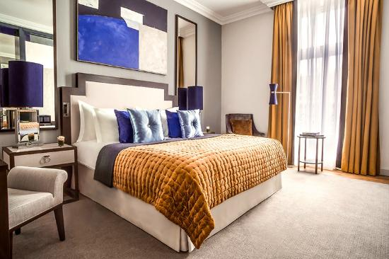Corinthia Hotel Budapest: Executive One Bedroom Suite