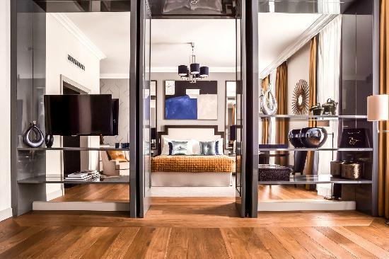 Corinthia Hotel Budapest : Executive One Bedroom Suite