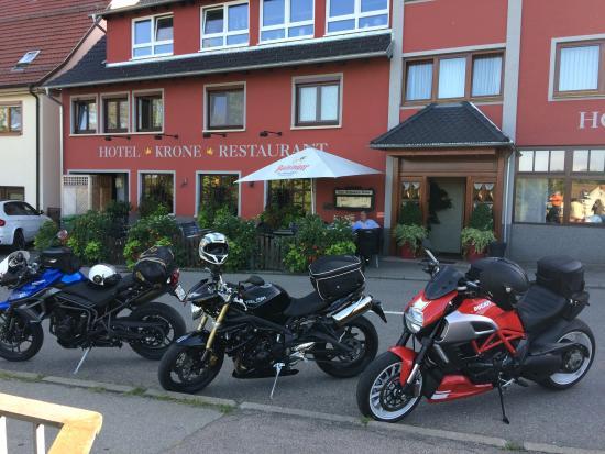 Haigerloch, Alemanha: Hotel Krone