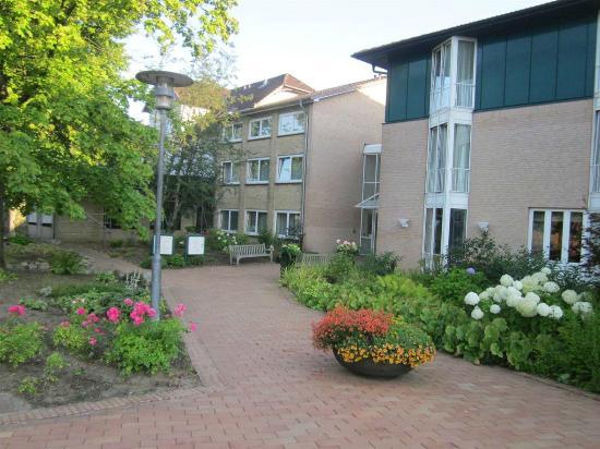 Hotel Waldschloesschen : Ein Teil der großen Gartenanlage