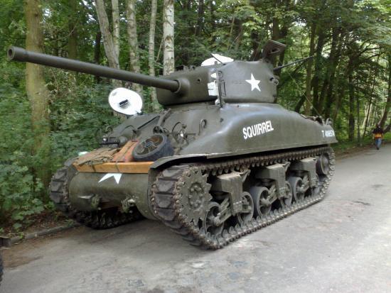 Panzer Farm