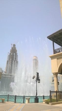 Fontenene i Dubai: Fountains
