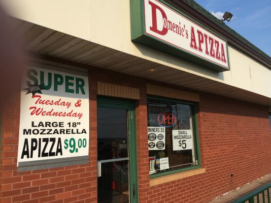 Domenic's Apizza, West Haven - Menu, Prices & Restaurant ...