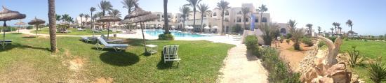 Playa Sidi Mehrez, Tunisie : Piscine principale