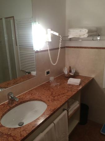 Hotel Bad Ratzes : bagno 2