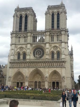 Notre Dame katedral: 노트르담드파리