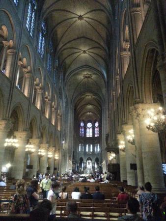Notre Dame katedral: 노트르담드 파리