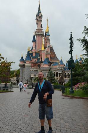 Disneyland Park: Сказочный замок