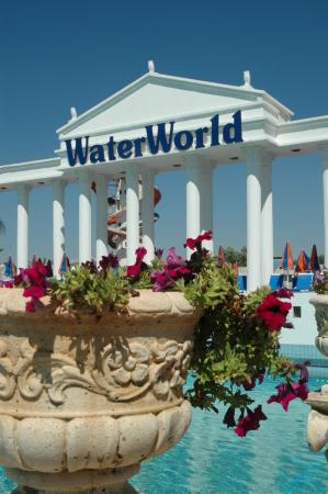 Parque Acuático WaterWorld