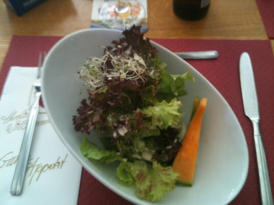 Wallbach, Schweiz: gem. Salat
