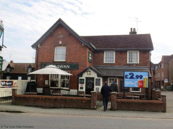 The Swan: good pub