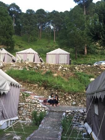Foto de Camp Nirvana Yamunotri