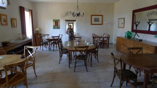Villardonnel, France: Das Frühstückszimmer