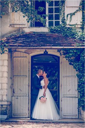 Chateau de Fayolle: Wedding pic 1